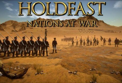 Holdfast: Nations At War анонс онлайн экшена