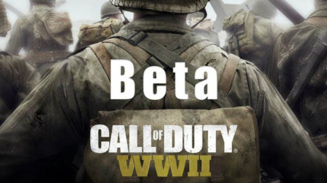 Как получить бета-версию Call of Duty WW2